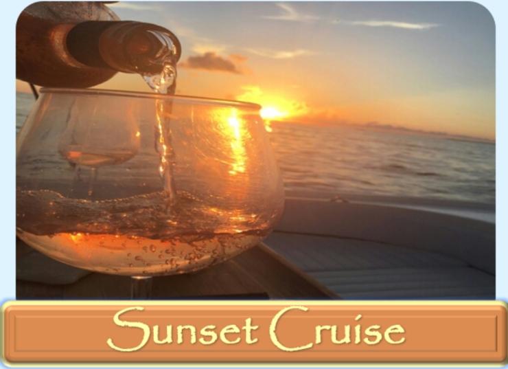 Key west sunset cruise